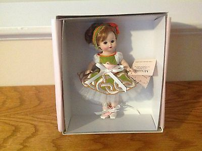 Madame Alexander Celtic Dancer   Plus Doll Stand