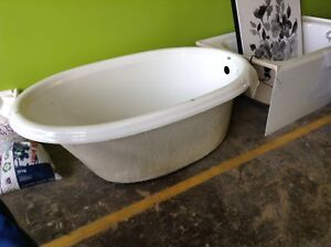 Brand New Drop In Oval Tub at the HFH ReStore
