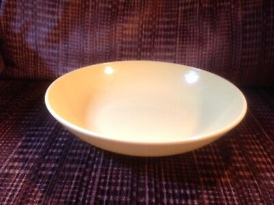 Vintage Yellow Windsor Melmac melamine large Bowl Serving Salad Fruit 409-2 USA