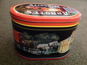Arnotts collectible delivery series biscuit tin North Lakes Pine Rivers Area Preview
