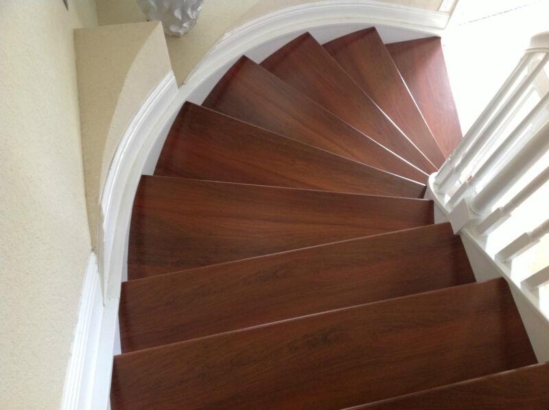 Laminate Stair Tread.