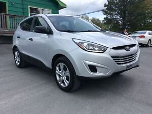 2015 Hyundai Tucson GL FWD WITH HEATED SEATS, AIR CONDITION AND