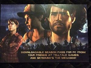 The Walking Dead A New Frontier Season Pass For PC