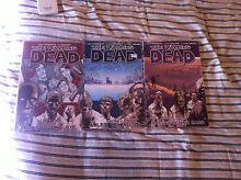Comic books mint condition, deadpool, walking dead etc Mount Lofty Toowoomba City Preview