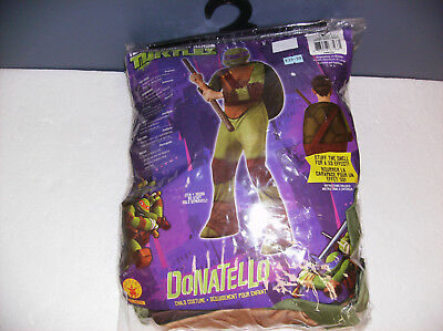 TEENAGE MUTANT NINJA TURTLES DONATELLO CHILD HALLOWEEN COSTUME MEDIUM