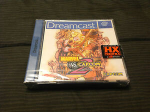 Sealed Marvel vs. Capcom 2 PAL EU UK (Sega Dreamcast, 2000), read on.