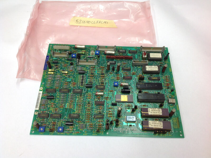GE General Electric 531X100CCHACM1 Control Board Card
