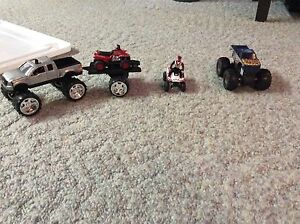 Lot of Toy Cars