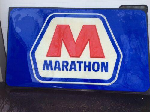 Marathon Gas Signs