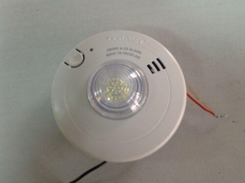 New BRK Electronics 7030BSL Smoke & Carbon Monoxide Alarm with LED Strobe