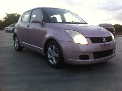 Suzuki Swift 2006 Z Series. Pink. Great Condition. Underwood Logan Area Preview