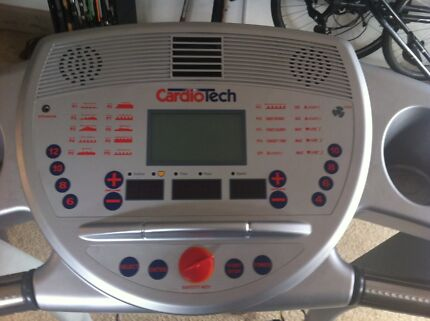 Cardio tech tredmill Rutherford Maitland Area Preview
