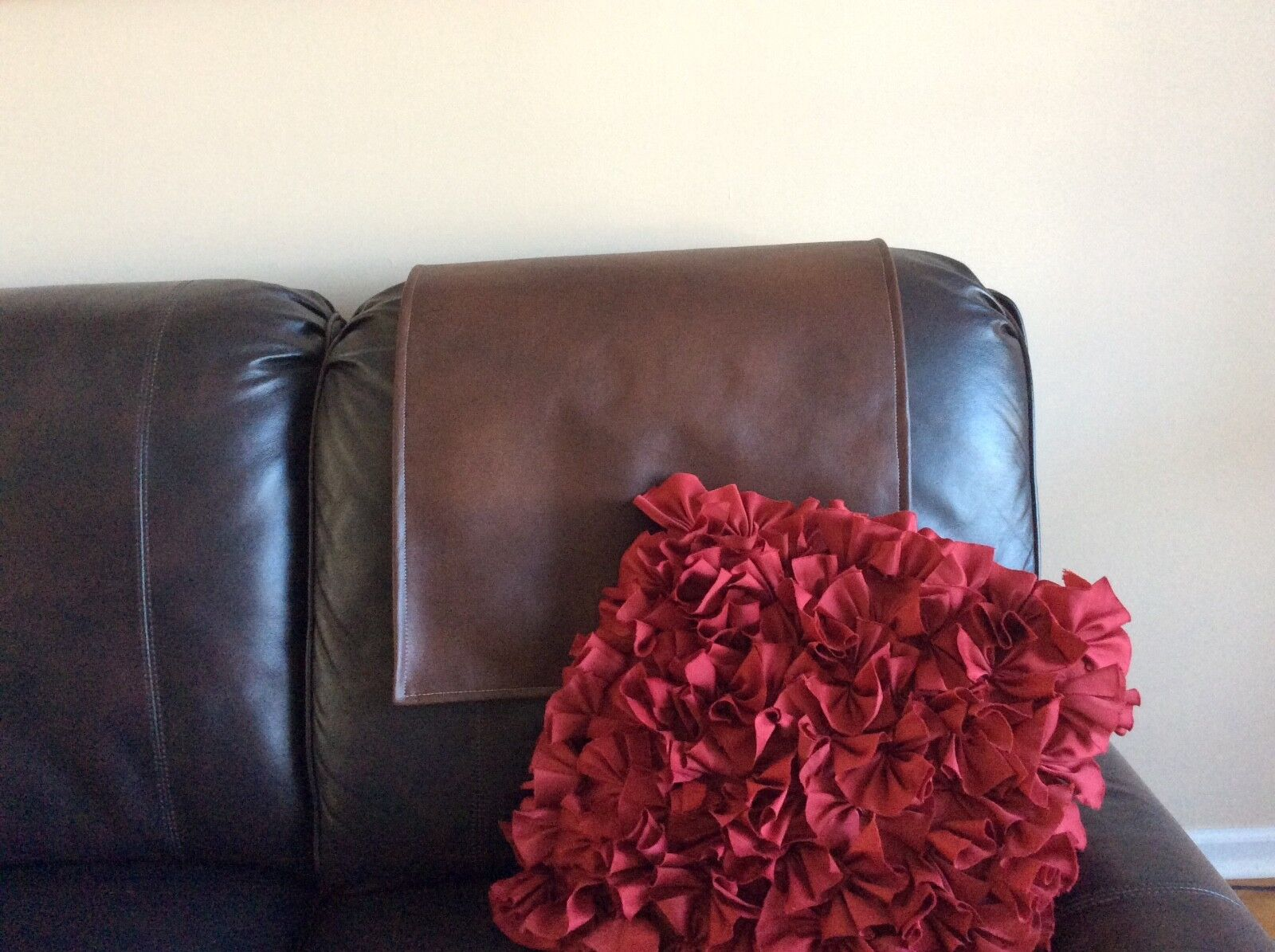 recliner sofa love seat chaise headrest cover