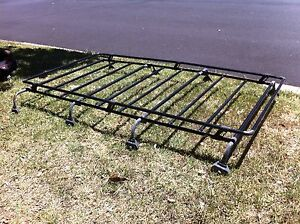 Roof Rack & Combined Cage Suit Van or 4x4 1800 x 940 Basket Lane Cove West Lane Cove Area Preview
