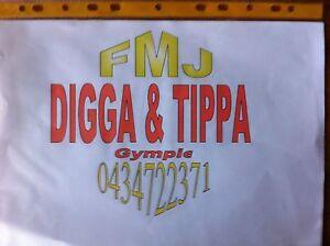 Dingo & operator Gympie Gympie Area Preview