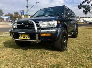 1997 Nissan Pathfinder Ti 4x4 V6 Auto 3 Months rego Leumeah Campbelltown Area Preview