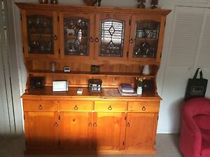 Cabinet and Hutch Elanora Heights Pittwater Area Preview