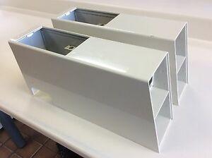 Qty 2 - Maytag GE Whirlpool Washer/Dryer Coin Case/Box