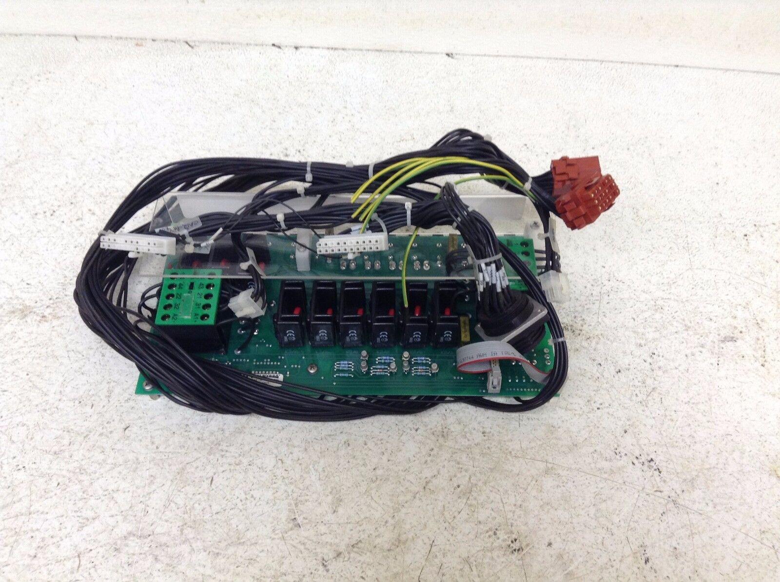 Waldyssa F.215.I.095 0828 PCB Control Board F215I095
