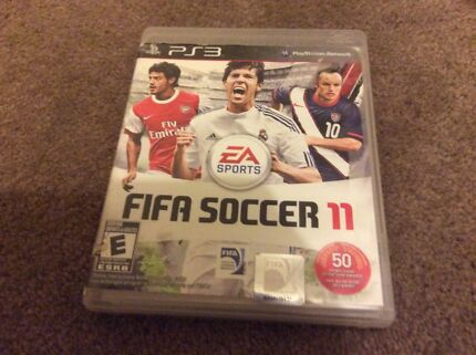 PS3 fifa Soccer 11 Collinswood Prospect Area Preview