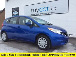 2015 Nissan Versa Note 1.6 SV POWER GROUP, A/C, GREAT VALUE!!
