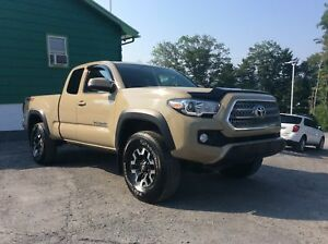 2016 Toyota Tacoma TRD OFF ROAD -  PUSH BUTTON START, AC, DUAL C
