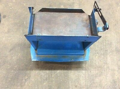 1993-1998 Ford New Holland 1210 1215 1220 Compact Tractor Battery Holder Shelf