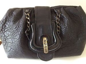 7ab118bdb21e Fendi B Nappa leather bag