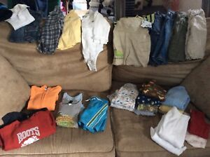 12-18 month baby boys lot