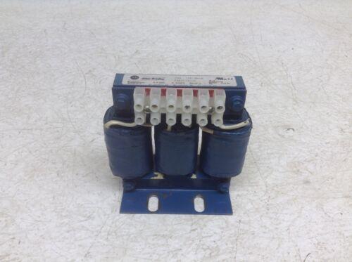 Allen Bradley 1321-3R4-B 150135 Line Filter Reactor 6.5 mH 4 Amp 13213R4B (OK)