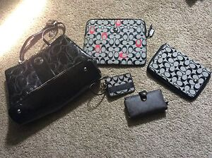 Coach bag, and more!!  100% authentic!!