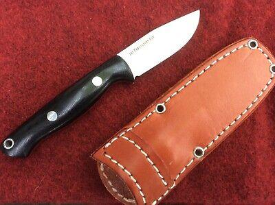 """Bark River Knives Bravo Sentry overall length 6.54"""" Blade Length 2.68"""" CPM154"""