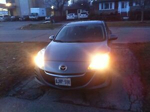 Mazda 3 2010 with 181068kms. Safety and emission done(certified)