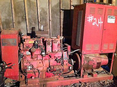 Warner Swasey Generator