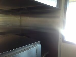 Stainless steel canopy for sale Forest Hill Whitehorse Area Preview