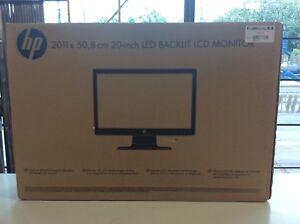 """20"""" HP LED Monitor"""
