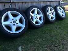 HOLDEN VR CLUBSPORT WHEELS COPIES South Windsor Hawkesbury Area Preview