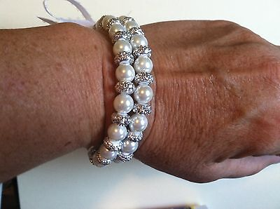 Bridal Party Ideas (bridal party jewelry homemade pearl bracelet gift ideas)
