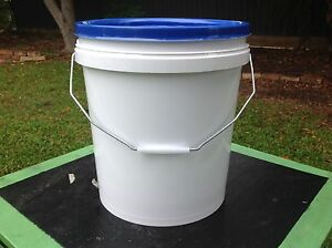 Buckets!!! Great for storage or fishing Geebung Brisbane North East Preview