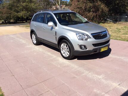 2012 Holden Captiva  Glen Innes Glen Innes Area Preview