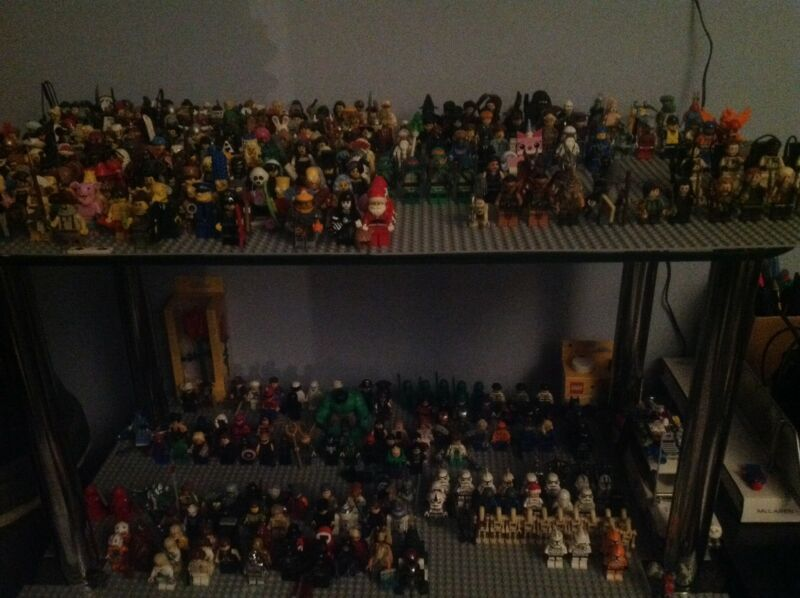 Lego minis figure collection