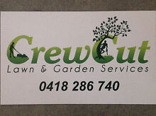 CrewCut Lawn & Garden Services Elanora Heights Pittwater Area Preview