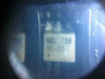 T1-1t-kk81 - Mini Circuits - 3pcs - 11 Core Wire Transformer 0.08-200 Mhz 50