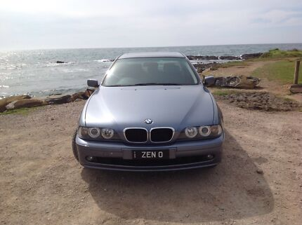 Pristine bmw 525i e39 Devonport Devonport Area Preview