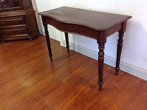 Antique cedar Hall Table Mulgrave Monash Area Preview