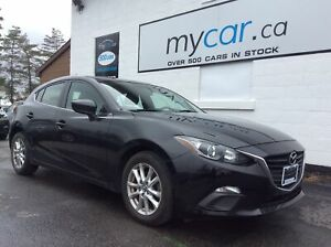 2015 Mazda 3 GS BLUETOOTH, BACKUP CAM, ALLOYS!!