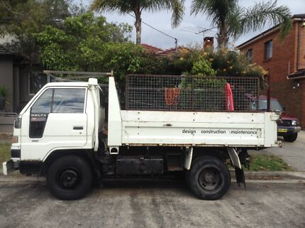 Daihatsu Tipper Truck $8500 reduced to $5750  Maroubra Eastern Suburbs Preview