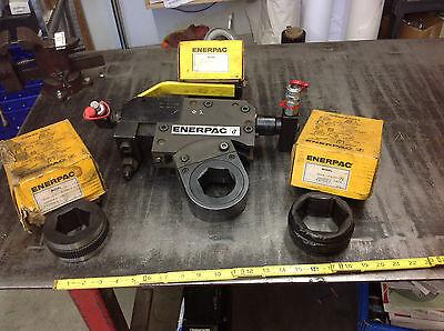 Enerpac Bwm 750 Lb Hydraulic Torque Wrench 2-14 2-1316 2-116 Female Hex
