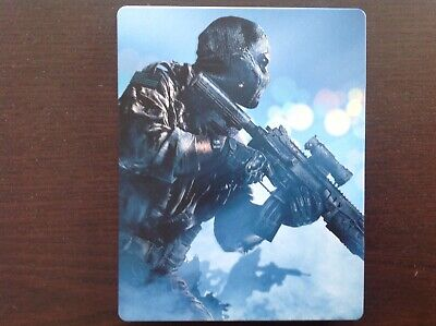 Steelbook Call of Duty Ghosts, PS4-Format, neu