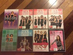 Dvd package sex in the city Calista Kwinana Area Preview